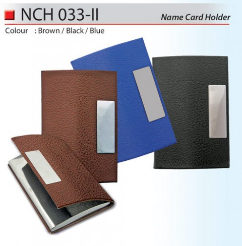 Unique Name Card Case (NCH033-II)