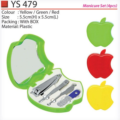 Apple Shape Manicure Set (YS479)