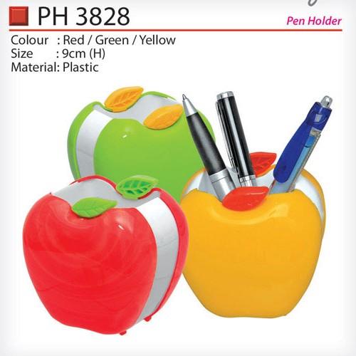 Apple shape pen holder (PH3828)
