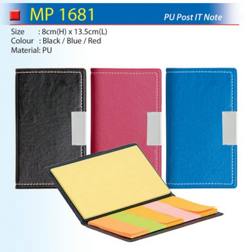 Budget PU Post IT note (MP1681)