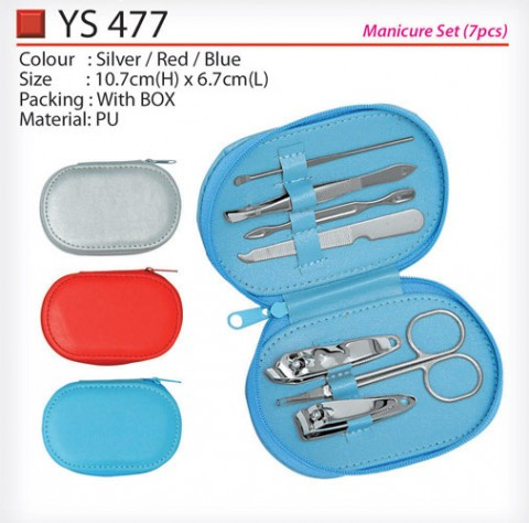 7pcs Manicure Set (YS477)