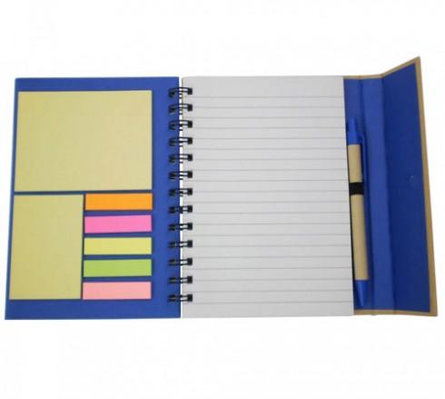 Eco Notebook Set (U10231) open view