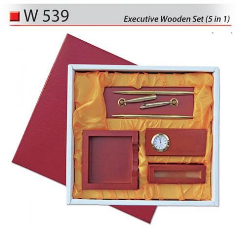 Executive Wooden Set (W539)