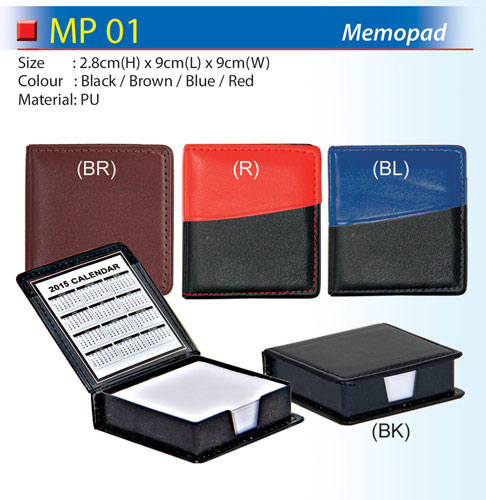 Budget Memopad (MP01)