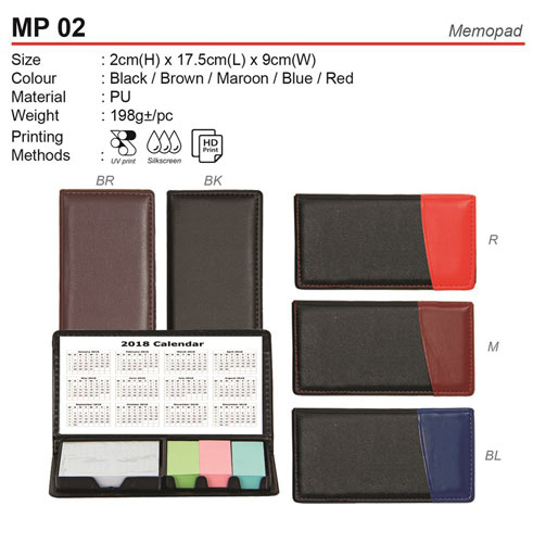 Trendy Memo pad (MP02)