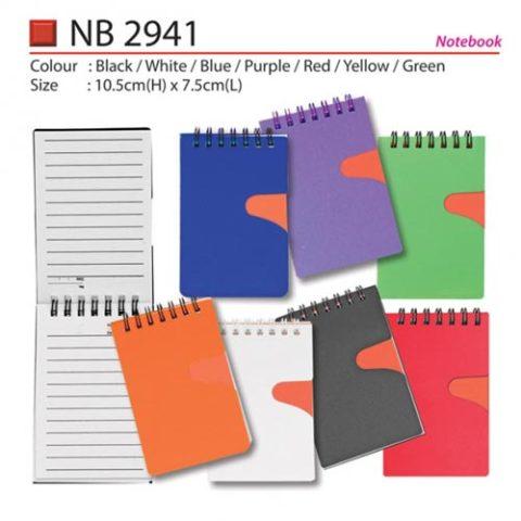 Budget Notepad (NB2941)