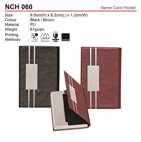 Classic Name Card Holder (NCH060)