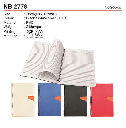 Big Notebook (NB2778)
