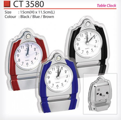 Promotional Table Clock (CT3580)