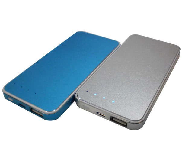 Metal Slim Power Bank (DG-33)