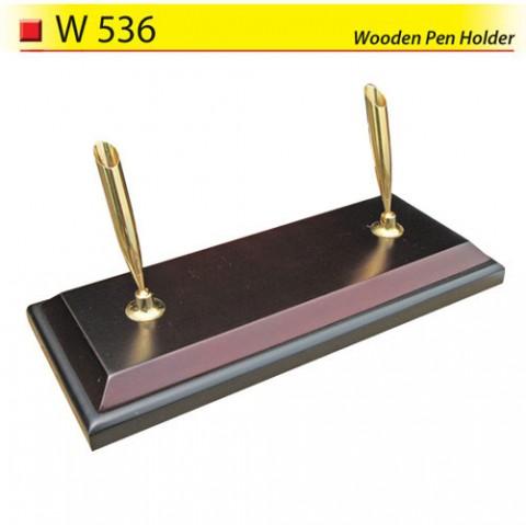 Wooden Pen Holder (W536)