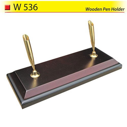 Wooden Pen Holder (W536)