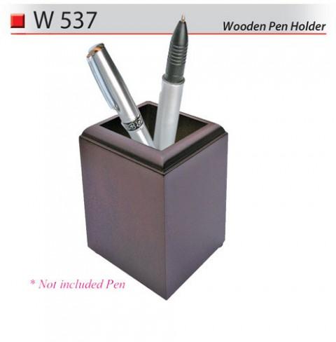 Wooden Pen Holder (W537)