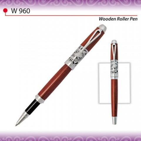 Wooden Roller Pen (W960)