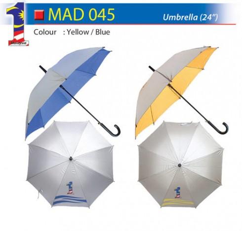 1 Malaysia 24 inch Umbrella (MAD045)
