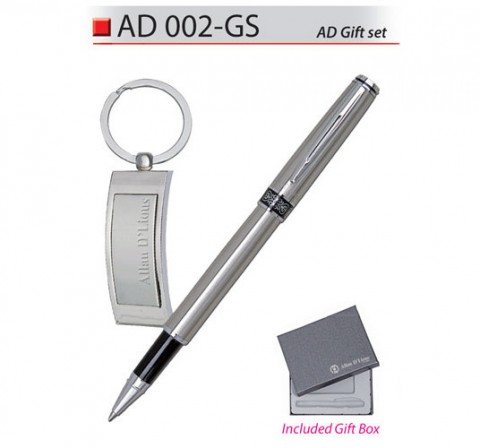 Branded Gift Set (AD002-GS)