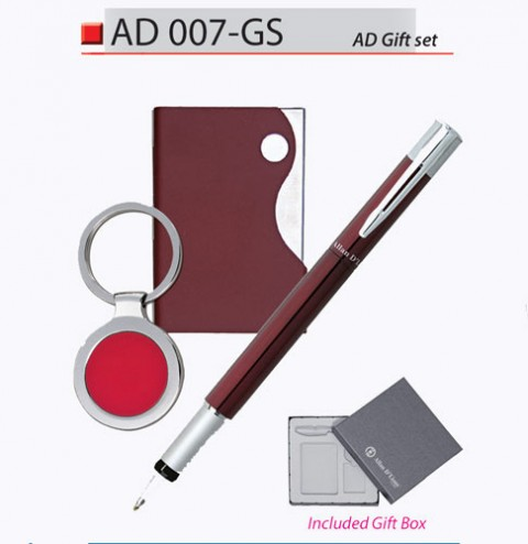 Branded Gift Set (AD007-GS)