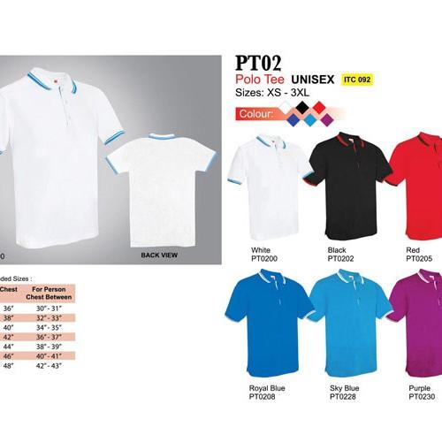 Collar T Shirt (PT02)