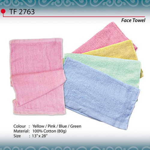 Cotton face Towel (TF2763)