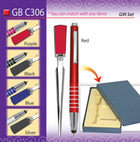 Pen with Envelope Opener (GBC306)