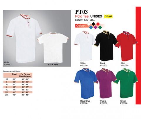 Polo Tee Shirt (PT03)