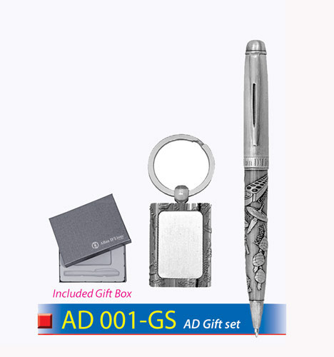 Branded Premium Gift Set (AD001-GS)