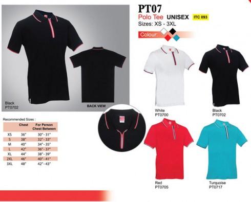 Collar T-Shirt (PT07)