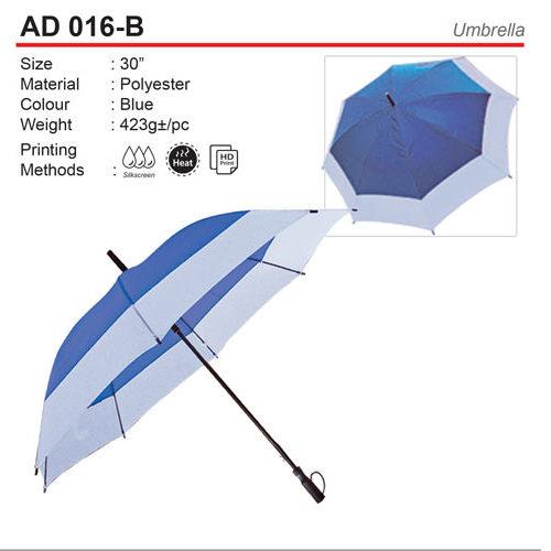 30 inch Trendy Golf Umbrella (AD016-B)