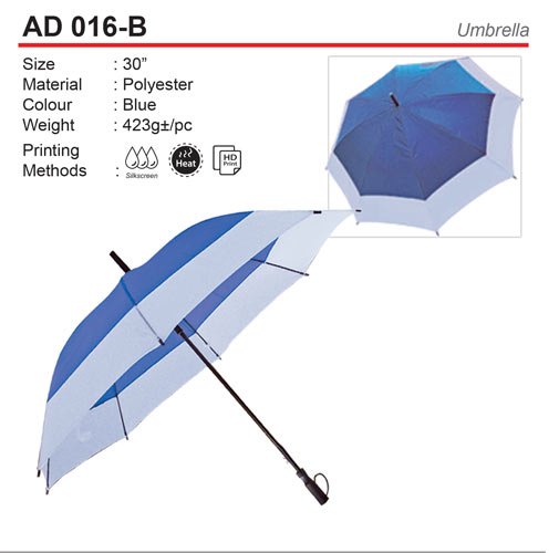 30 inch Trendy Golf Umbrella (AD016-B)