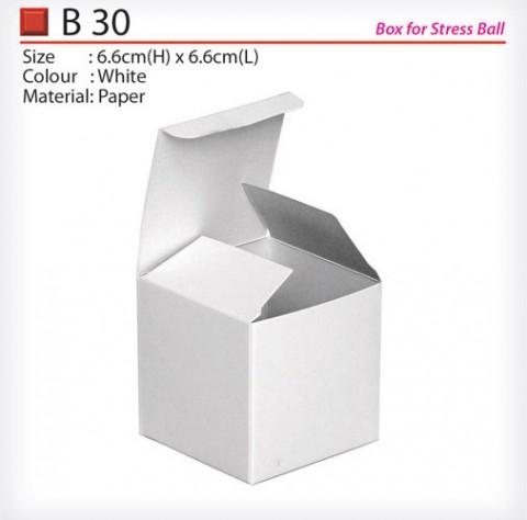 Box for Stress Ball (B30)