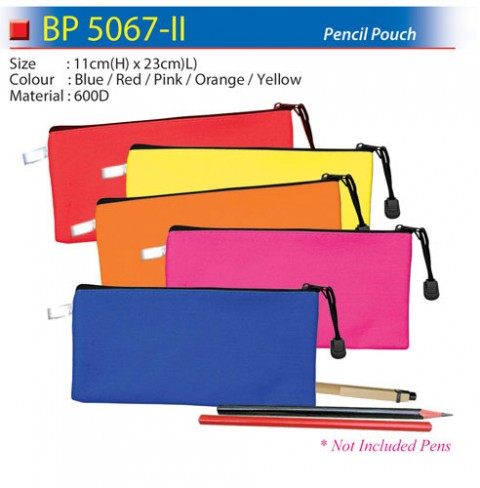 Budget Pencil Pouch (BP5067-II)