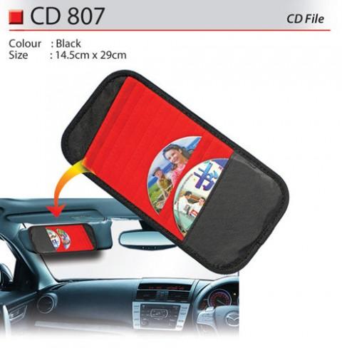 Car CD Holder (CD807)