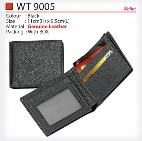 Genuine Leather Wallet (WT9005)