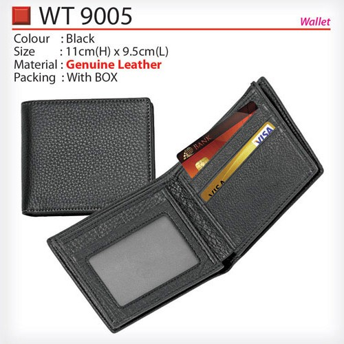Genuine Leather Wallet (WT9005)