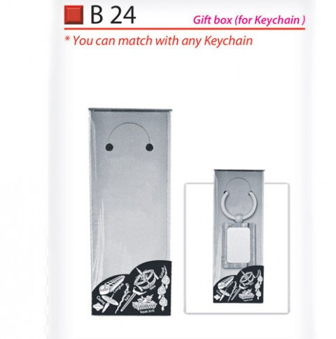 Keychain Gift Box (B24)