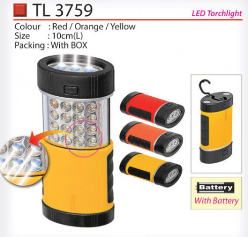 LED Torchlight (TL3759)