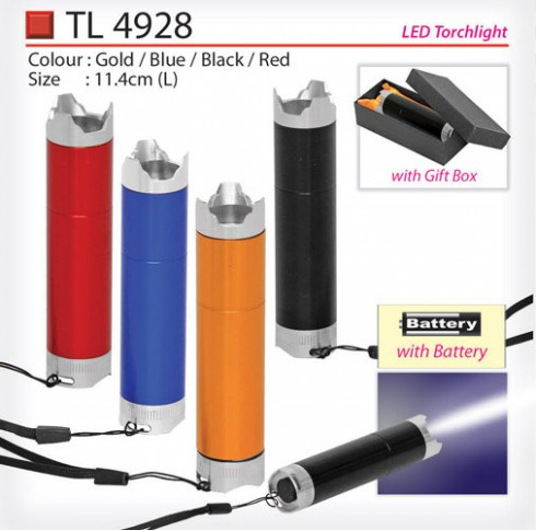 Long LED Torchlight (TL4928)
