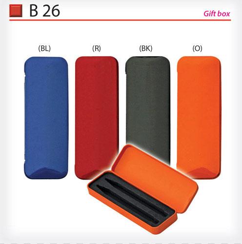 Metal Pen Gift Box (B26)