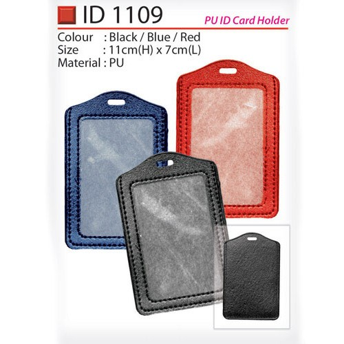 PU ID Card Holder (ID1109)