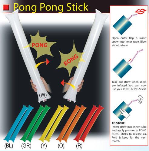 Pong Pong Stick