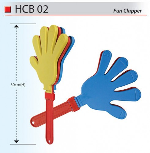 Small Fun Clapper (HCB02)