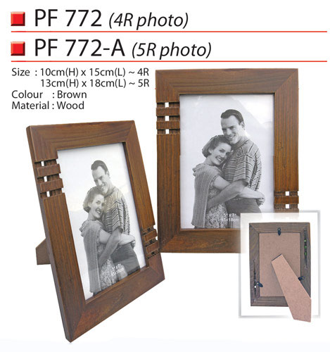 Wood Photo Frame (PF772)