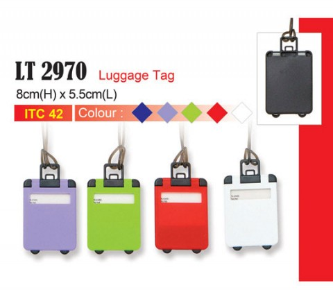 Trendy Luggage Tag (LT2970)
