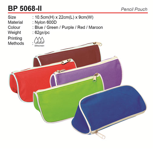 Trendy Pencil Pouch (BP5068-II)