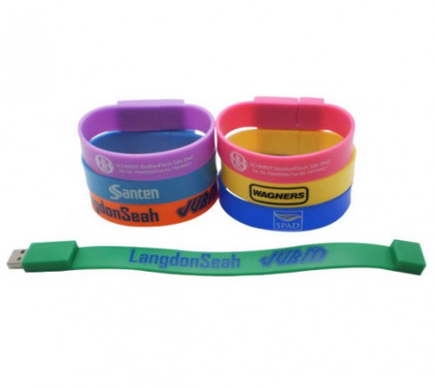 wristband thumb drive sw2303