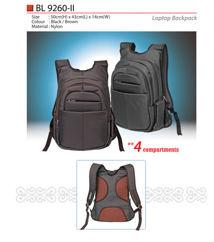laptop backpack BL9260-II
