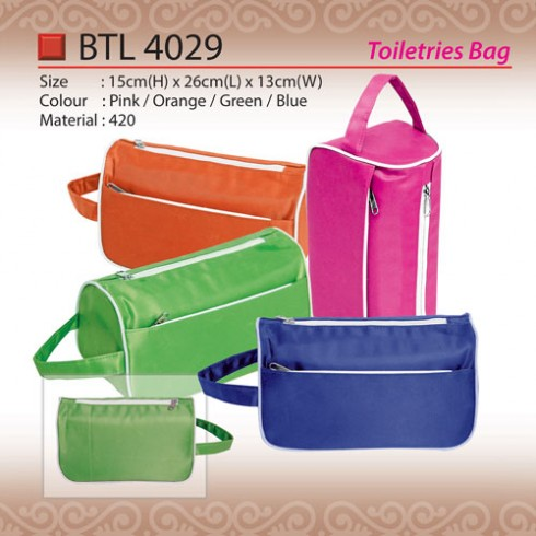 modern toiletries bag BS4029