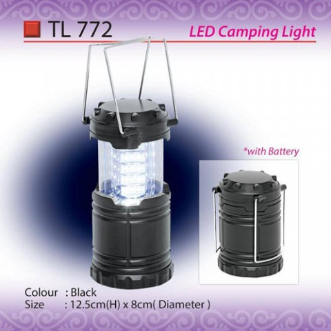 LED Camping Light TL772