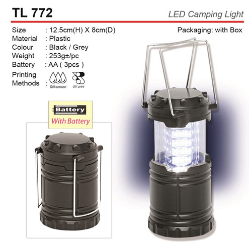 LED Camping Light (TL772)