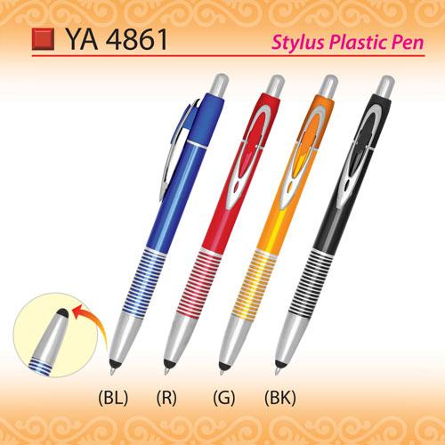 Stylus Function Plastic pen (YA4861)